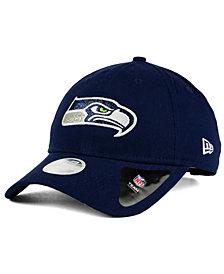 New Era Seattle Seahawks Team Glisten 9TWENTY Cap