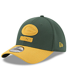 New Era Green Bay Packers Logo Surge 39THIRTY Cap