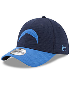 New Era Los Angeles Chargers Logo Surge 39THIRTY Cap