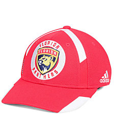 adidas Florida Panthers Practice Jersey Hook Cap