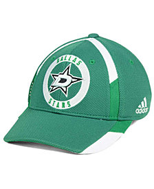 adidas Dallas Stars Practice Jersey Hook Cap