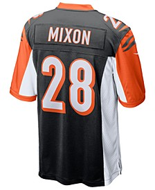 Joe Mixon Men's Cincinnati Bengals Game Jersey