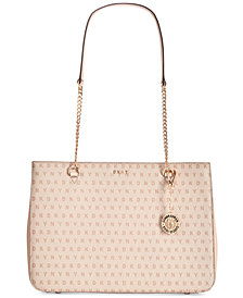 DKNY Bryant Signature Shopper Tote, Created for Macy's