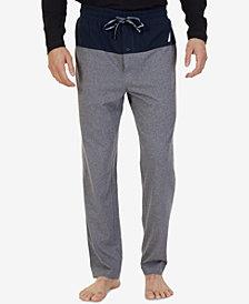 Nautica Men's Jaspe Banded Pajama Pants