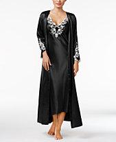 Black Silk Robe  Shop Silk Robe - Macy s e0318c9fe