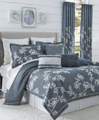 Lucine 4-Pc. Queen Comforter Set