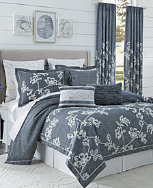 CLOSEOUT! Croscill Lucine 4-Pc. California King Comforter Set