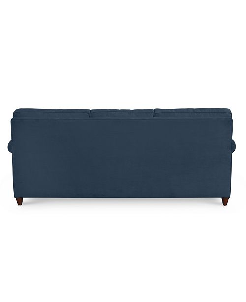 Pleasing Lidia 82 Fabric 2 Pc Chaise Sectional Queen Sleeper Sofa With Storage Ottoman Custom Colors Created For Macys Squirreltailoven Fun Painted Chair Ideas Images Squirreltailovenorg