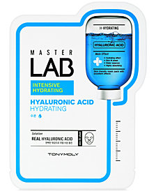 TONYMOLY Master Lab Hyaluronic Acid Hydrating Sheet Mask