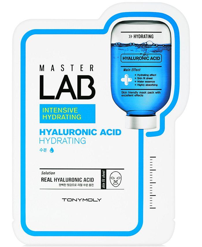 TONYMOLY - MasterLabHyaluronic Acid Hydrating Sheet Mask