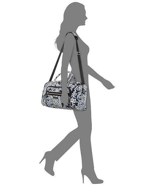 Vera Bradley Iconic Compact Weekender Travel Bag   Reviews ... 9679d5536614d