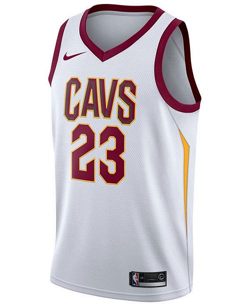 Nike Men s LeBron James Cleveland Cavaliers Association Swingman Jersey ... 1c93262ba