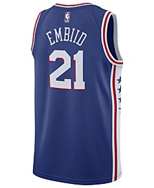 Men's Joel Embiid Philadelphia 76ers Icon Swingman Jersey