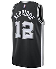 Nike Men's Lamarcus Aldridge San Antonio Spurs Icon Swingman Jersey