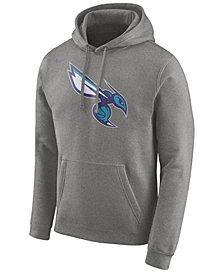 Nike Men's Charlotte Hornets Logo Club Hoodie
