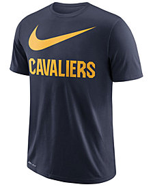 Nike Men's Cleveland Cavaliers Swoosh Legend Team T-Shirt