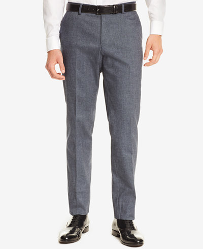 BOSS Men's Slim-Fit Dress Pants