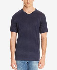 BOSS Men's Regular/Classic-Fit V-Neck Pima Cotton T-Shirt
