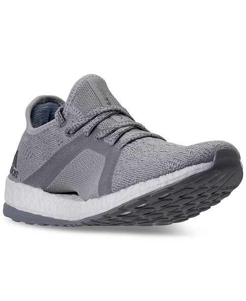 new product 4295a aa443 ... adidas Women s PureBoost X Element Running Sneakers from Finish ...