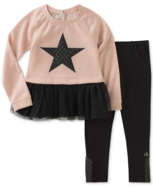 Calvin Klein 2-Pc. Star-Print...