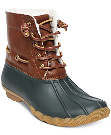 Steve Madden Women's Torrent Rain Boots