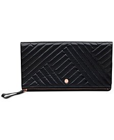 Radley London Larkswood Quilt Large Ziptop Clutch