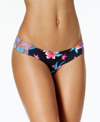 Sasha Strappy Bikini Bottoms, Created for Macy's