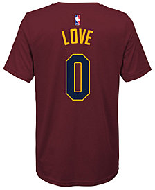 Nike Kevin Love Cleveland Cavaliers Icon Name & Number T-Shirt, Big Boys (8-20)