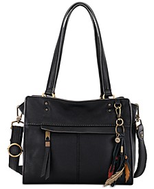 Alameda Leather Satchel