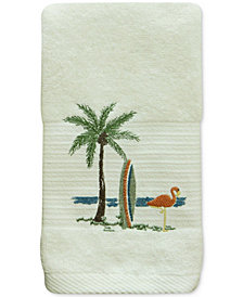 Bacova Shorething Cotton Embroidered Hand Towel