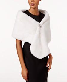ae12117fd8bce Adrianna Papell Beaded Shawl   Reviews - Dresses - Women - Macy s