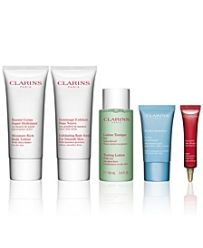 Receive a Free 5pc Skin Care Gift with $75 Purchase (A $90 Value)!