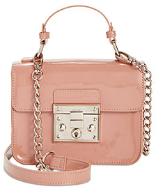 Steve Madden Evie Chain Strap Push-Lock Bag