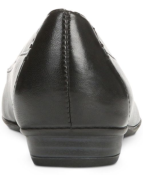 5d9c626bbd7 Naturalizer Saban Flats   Reviews - Flats - Shoes - Macy s