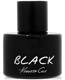Kenneth Cole Black Eau de Toilette Spray, 1 oz.