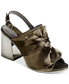 Kenneth Cole Reaction Women's Reach Beyond Block-Heel Sandals