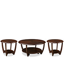 Tyron 3-Pack Table Set, Quick Ship