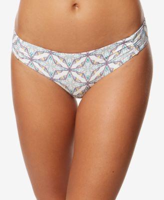 Juniors' Piper Cheeky Hipster Bikini Bottoms