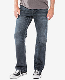 Silver Jeans. Co Men's Grayson Straight Leg Jean