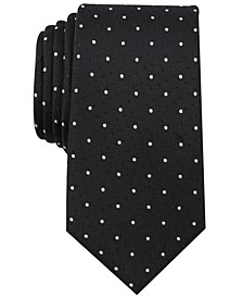 Men's Frye Dot Skinny Tie, Created for Macy's