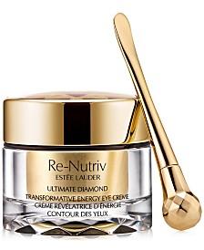 Estée Lauder Re-Nutriv Ultimate Diamond Transformative Energy Eye Creme, 0.5 oz.