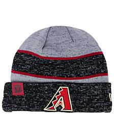 New Era Arizona Diamondbacks On Field Sport Knit Hat
