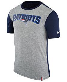 Nike Men's New England Patriots Color Dip T-Shirt