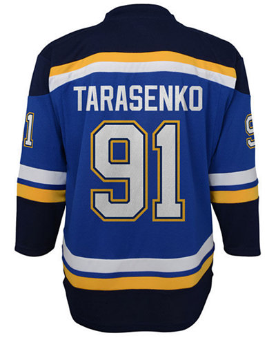 Authentic NHL Apparel Vladimir Tarasenko St. Louis Blues Player ... 7c5094bd0