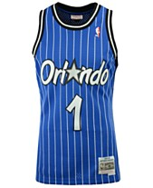 9e53d5457 Mitchell   Ness Men s Penny Hardaway Orlando Magic Hardwood Classic  Swingman Jersey