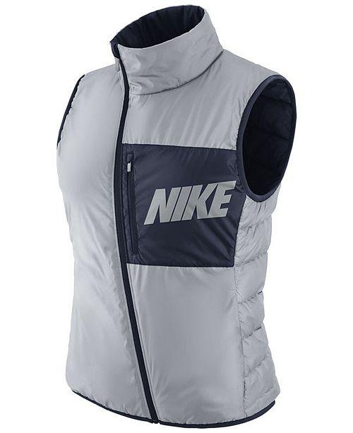 buy popular f5cb5 a0a93 Nike Women's Dallas Cowboys Vest & Reviews - Sports Fan Shop ...