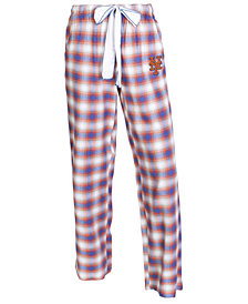 Concepts Sport Women's New York Mets Forge Flannel Pants