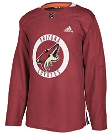 adidas Men's Arizona Coyotes Authentic Pro Practice Jersey
