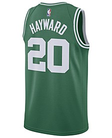 Men's Gordon Hayward Boston Celtics Icon Swingman Jersey