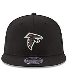 New Era Atlanta Falcons Team Color Basic 9FIFTY Snapback Cap